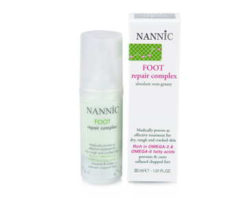 NANNIC FOOT REPAIR COMPLEX