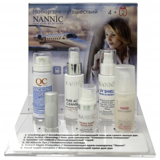 NANNIC TRAVEL KIT
