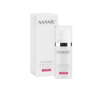 NANNIC AGE REVERSE Highly concentrated serum